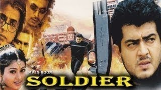 Video Main Hoon Soldier  - Full Length Action Hindi Movie download MP3, 3GP, MP4, WEBM, AVI, FLV Agustus 2018