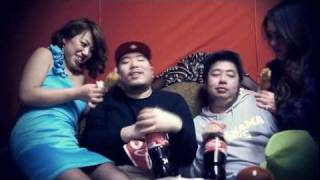YouTube動画:TAKUMA THE GREAT - REVENGE OF THE FATMAN feat. NONKEY (Official Music Video)