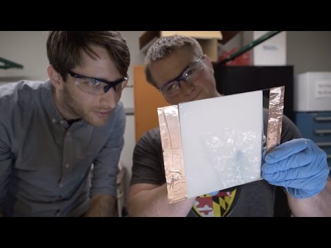 UMD Innovates | The Window of the Future