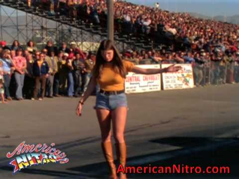 Drag Racing Nostalgia from American Nitro