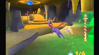 Spyro 2 : Gateway To Glimmer Walkthrough Part 13