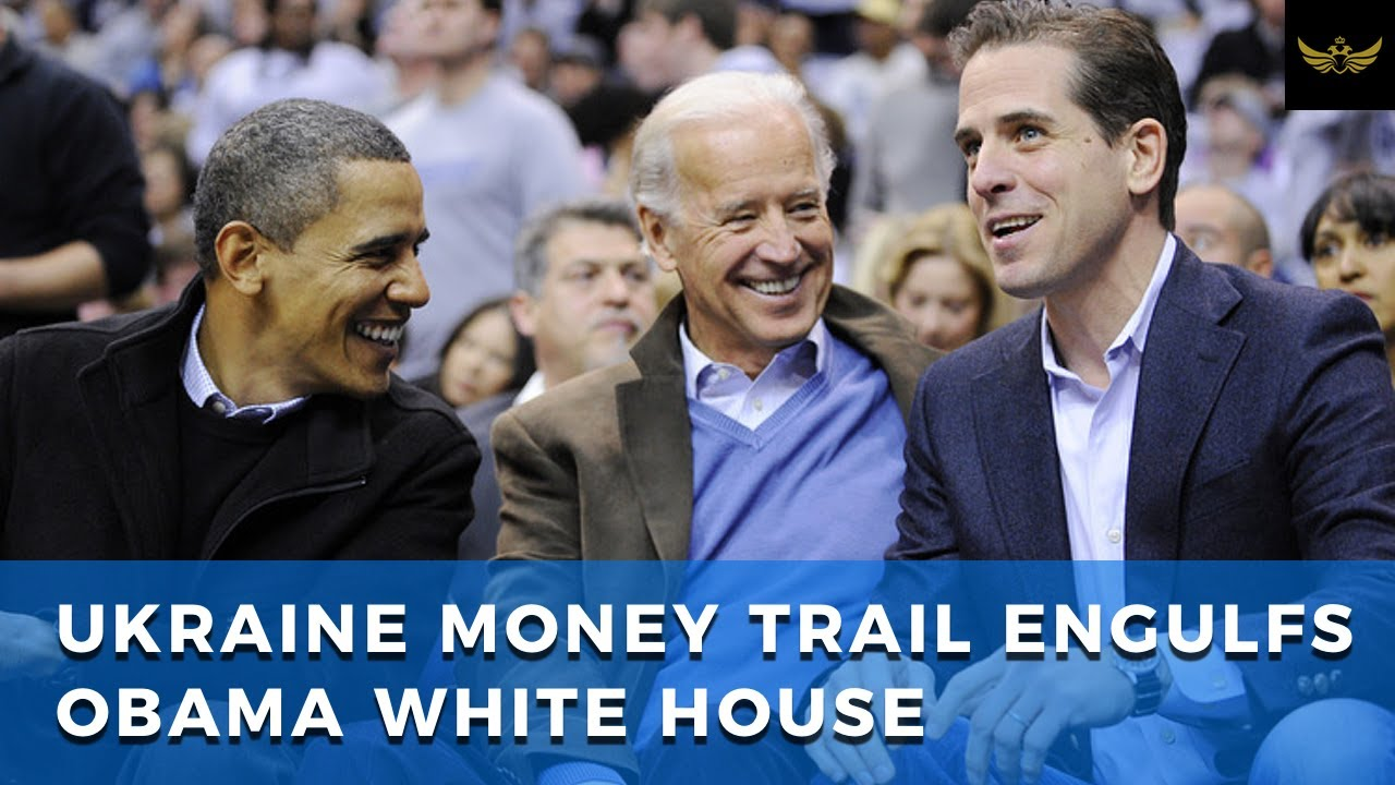 Money trail of Ukraine corruption engulfs Obama White House
