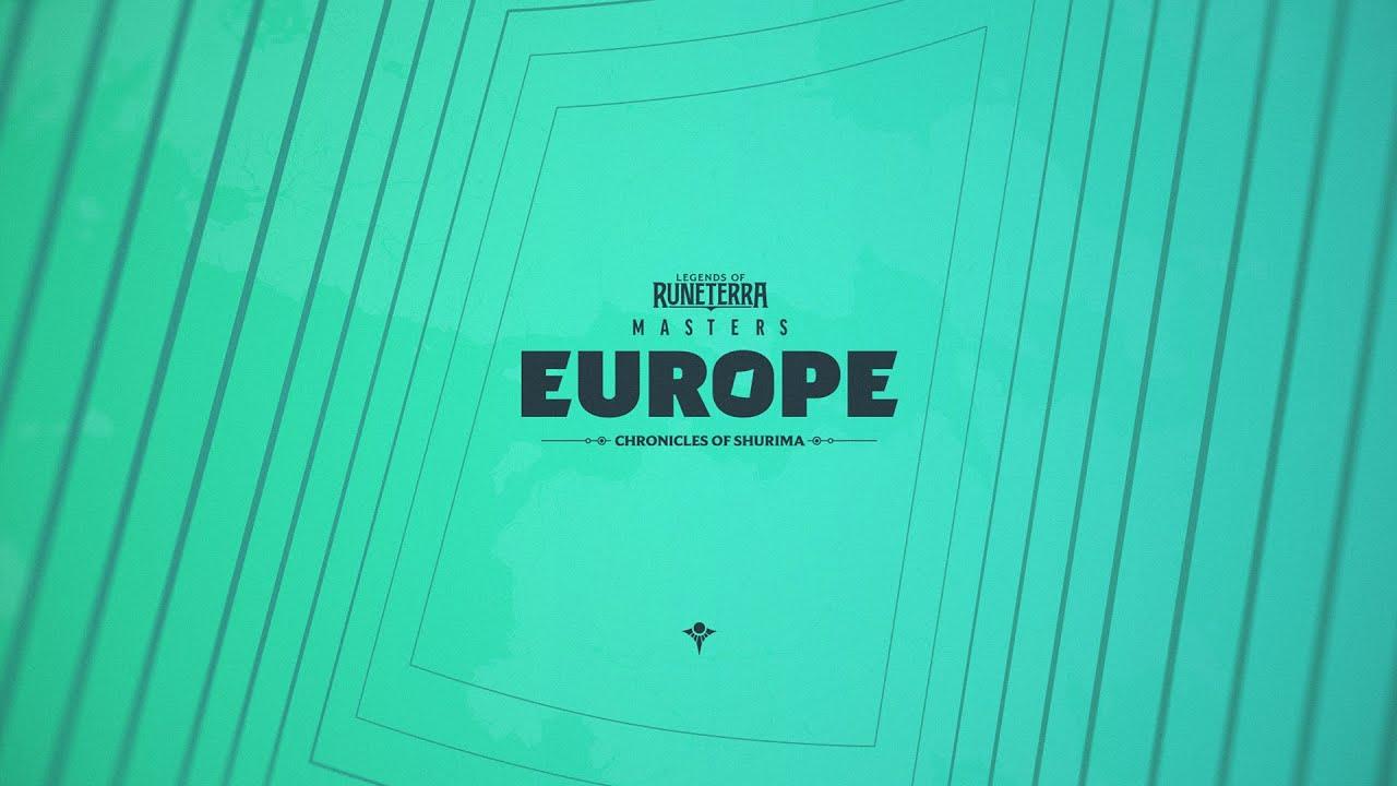 Hightlight Giải LoR Masters Europe  - Group Stage -  Week 3  - Day 2