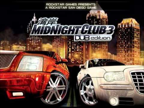 Midnight Club 3 DUB Edition Main Theme Music  Games
