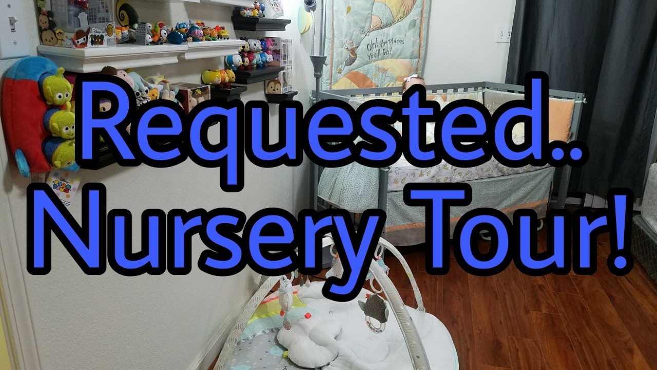 Nursery Tour For Reborn And Silicone Baby Dolls