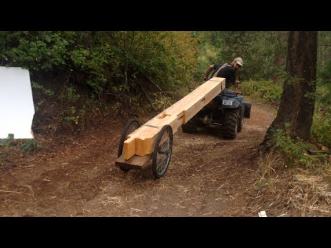Download Youtube: Mountain Dream Home #4 - Timber Frame Home