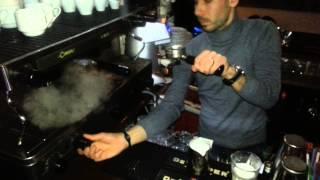 Видео урок какую красоту можно приготовить в Cafe Marmelad из Кофе и молока