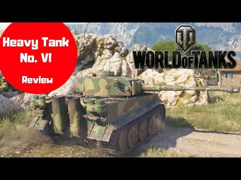 Heavy Tank No.VI review World of Tanks