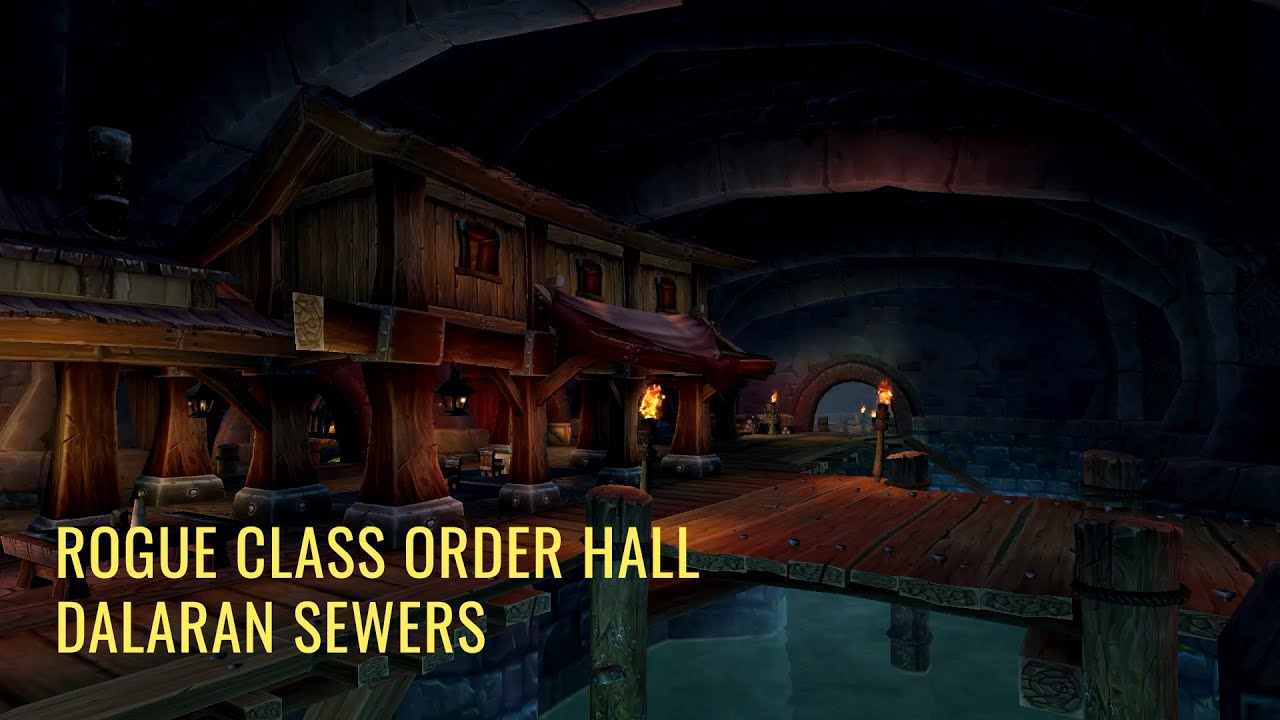 Class Hall - Wowpedia - Your wiki guide to the World of ... |Class Order Halls Map