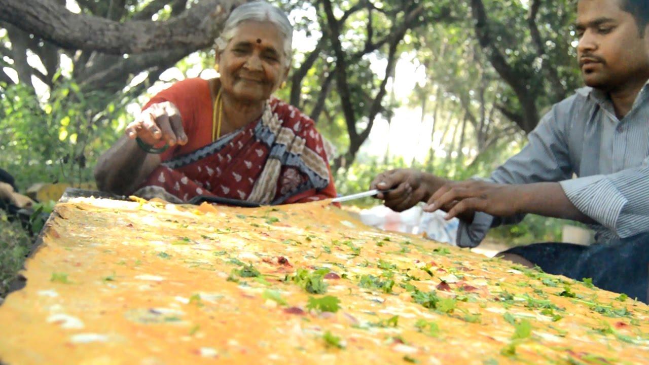 India Omelet Street Food