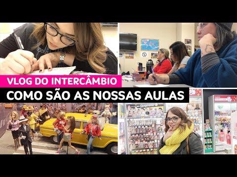 Vlog Canadá: mil Barbies, tour pela escola, comprinhas japonesas, roda gigante... • Karol Pinheiro