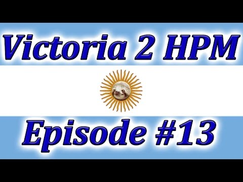 Let's Play Victoria 2 HPM Rio de la Plata Episode 13 (The Great War)
