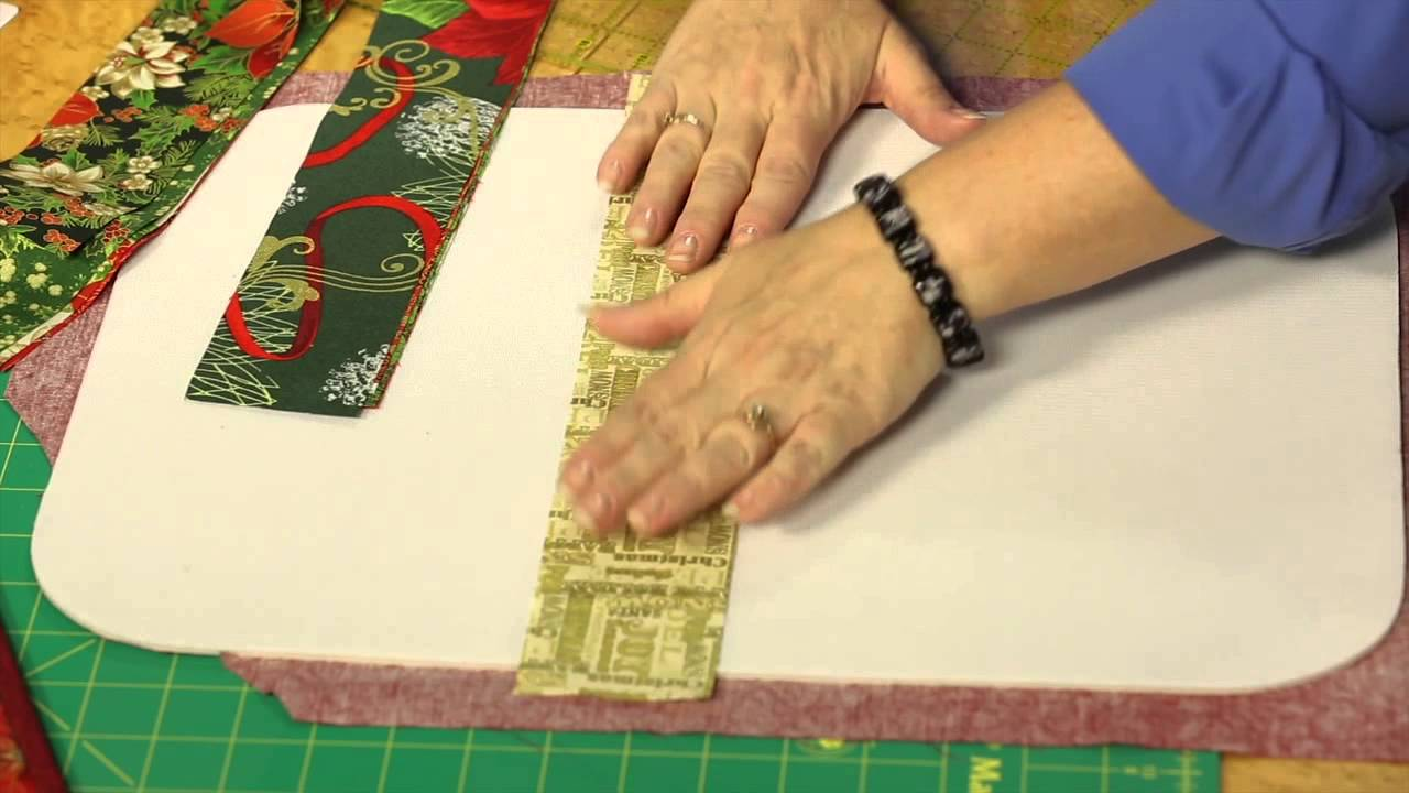 Christmas Placemat Patterns New Inspiration