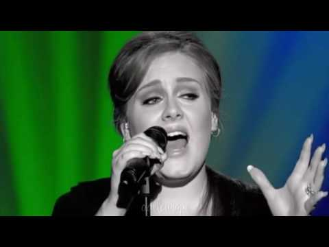 Adele - (You Make Me Feel Like) A Natural Woman / Aretha Franklin Cover