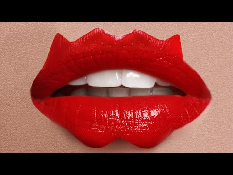 33 BRAVE MAKEUP IDEAS FOR YOU LIPS || GIRLY MAKEOVER AND BEAUTY HACKS