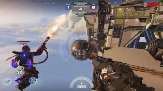 Lawbreakers Assassin Gameplay - Overcharge/Vertigo (PC BETA) [OpenYourEyes/Muni]