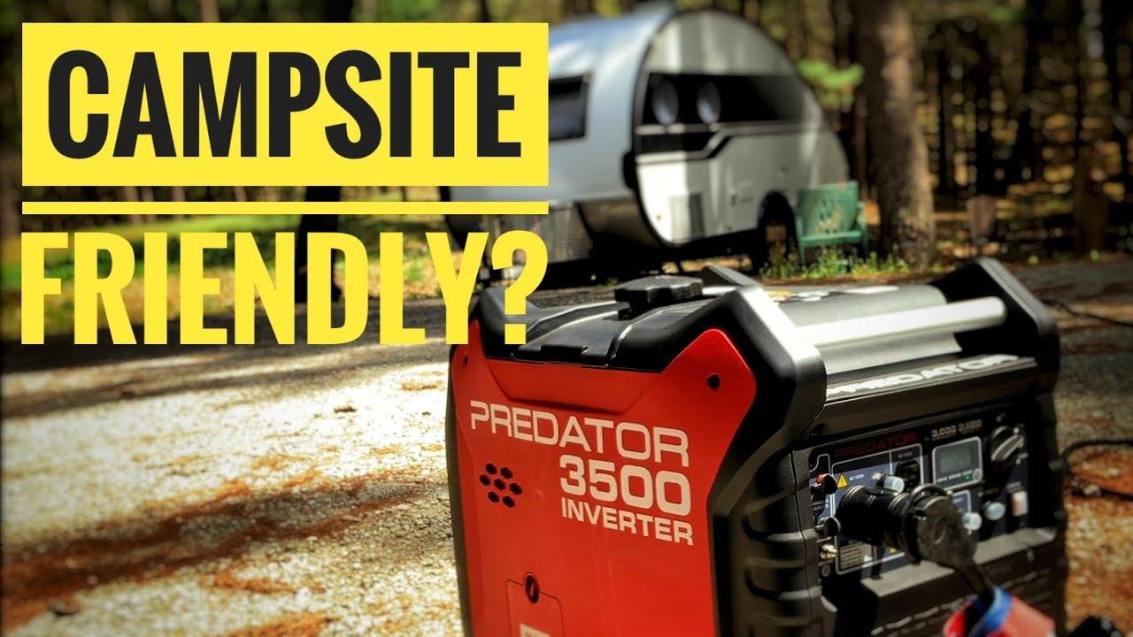 5 Best Predator Generators Reviewed in Detail (Sept  2019)