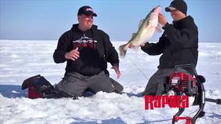 Rapala® Jigging Rap® UV Patterns