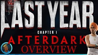 Last Year Afterdark | What's New and Gameplay!