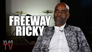 Freeway Ricky: I'm Not Mad at Guy Who Snitched on Me, Part of Drug Business (Part 8)