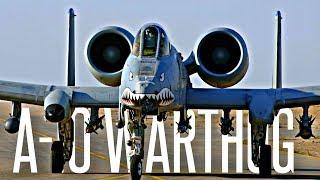 A-10 Warthog BRRRRRT