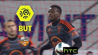 But Benjamin MOUKANDJO (66') / AS Nancy Lorraine - FC Lorient (2-3) -  / 2016-17