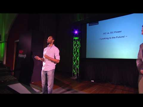 TEDxPittsburgh - Dr. Greg Reed and Emmanuel Taylor - Back to the Future