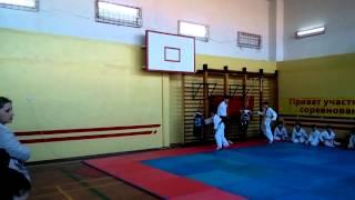соревнование ТХЭКВОНДО лицей Петру Мовилэ Speed Kick 8