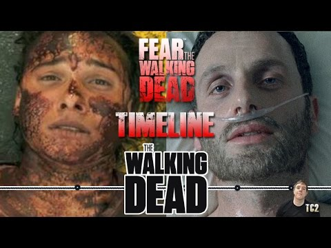 Where is Fear in The Walking Dead Timeline Right now?
