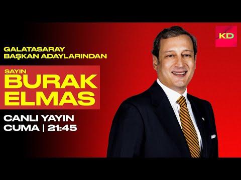 Galatasaray Seçim Özel - Burak Elmas