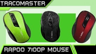 rapoo 7100p 5Ghz Optical Mouse Review English