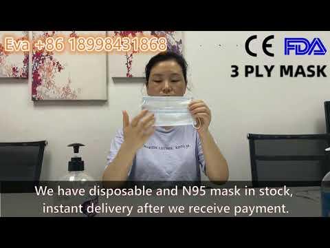 mascherina n95 monouso
