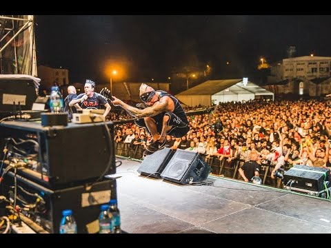 Sick Of It All - Live at Resurrection Fest 2014 (Viveiro, Spain) [Full show]