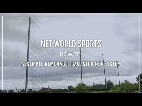 how-to:-assemble-removable-ball-stop-net-system- -net-world-sports