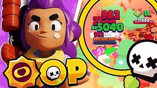 ¡¡IMPARABLE CON LA NUEVA STAR POWER DE SHELLY!! LLEGAMOS A 11 000 COPAS | Brawl Stars