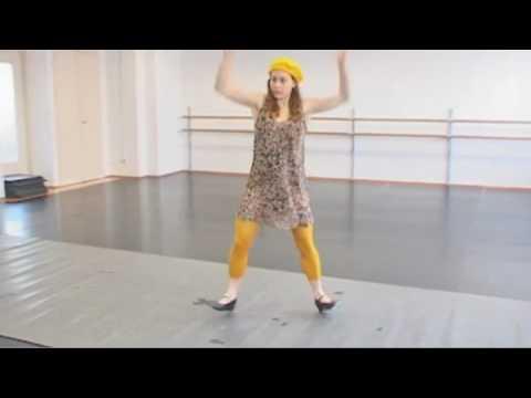 Scuola di Musical - Esame Tip-Tap di Cat