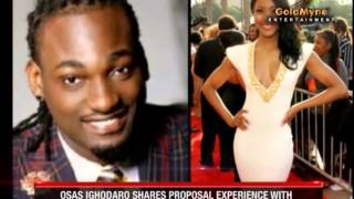 OSAS IGHODARO SHARES PROPOSAL EXPERIENCE WITH GBENRO AJIBADE