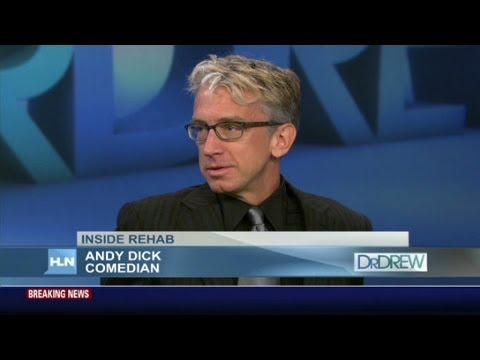 Inside rehab with Andy Dick