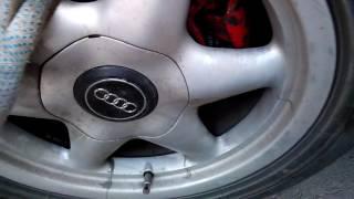 колесо переднее левое