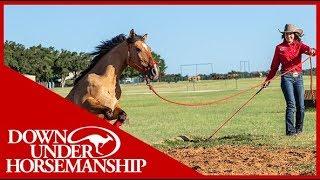 Clinton Anderson: Method Ambassador Sienna Demulling - Downunder Horsemanship