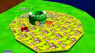"[TAS] N64 Super Mario 64: The Green Stars ""130 stars"" by 4232nis, homerfunky & sm[...] in 1:33:36.25"