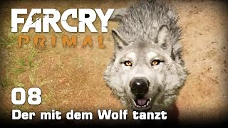 Far Cry Primal [08] [Der mit dem Wolf tanzt] [Far Cry 5] [Let's Play Gameplay Deutsch German] thumbnail