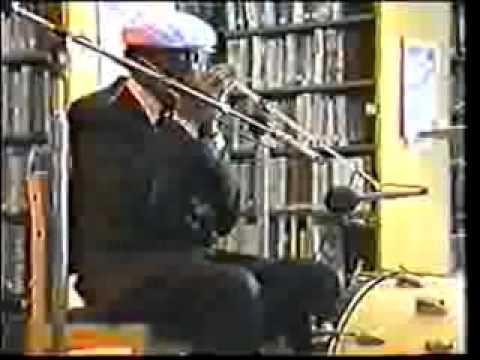 Dr. Isaiah Ross -Flint Public Library, MI  (1993)