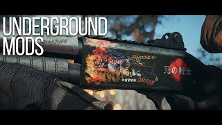 Today we take a look at some Underground Mods or mods from lesser k...