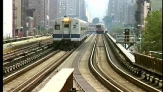 PM RUSH @125th ST. METRO-NORTH (6-19-98)