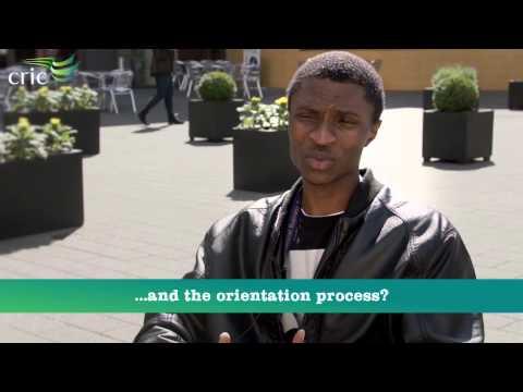 Student Interview- Nigeria