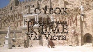 Toybox - Europa Universalis: Rome Gold