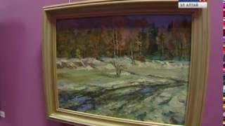 Открылась персональная выставка Александра Бушуева