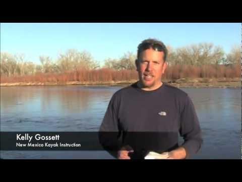 Kayaking Destinations in New Mexico - Rio Grande Bosque, Albuquerque