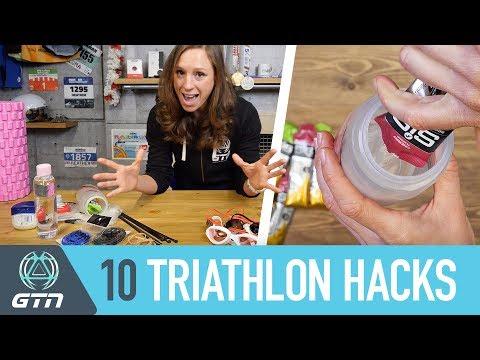 10 Best Triathlon Hacks | Tips Every Triathlete Should Know